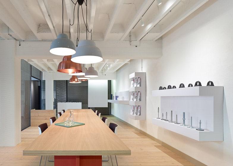 Los 10 dise os de oficinas m s cool for Imagenes oficinas modernas
