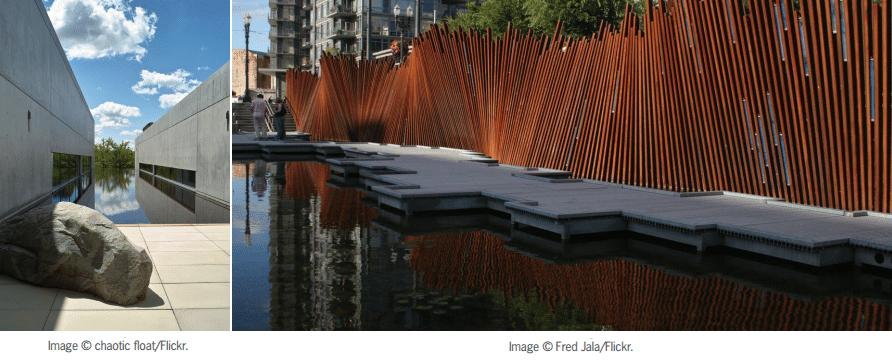 diseño biofilico arquitectura