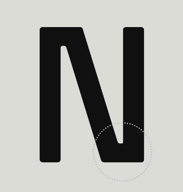 tipografia proyectos arquitectura
