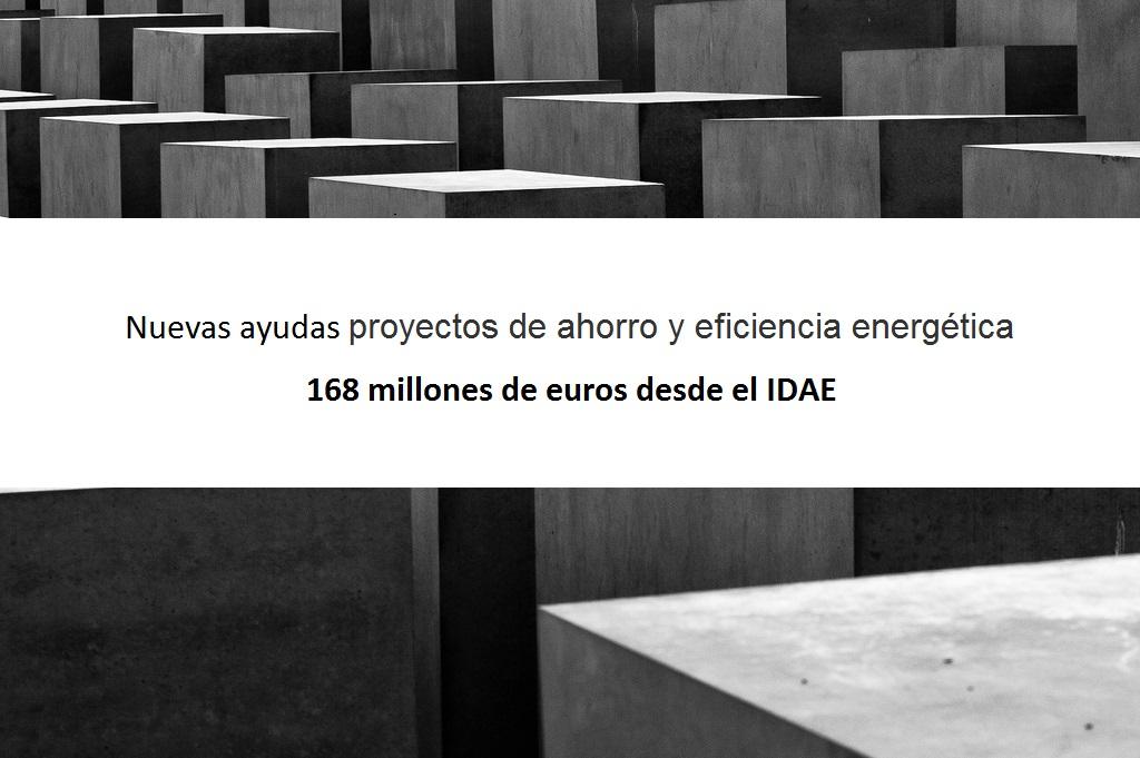ayudas proyectos ahorro y eficiencia energetica