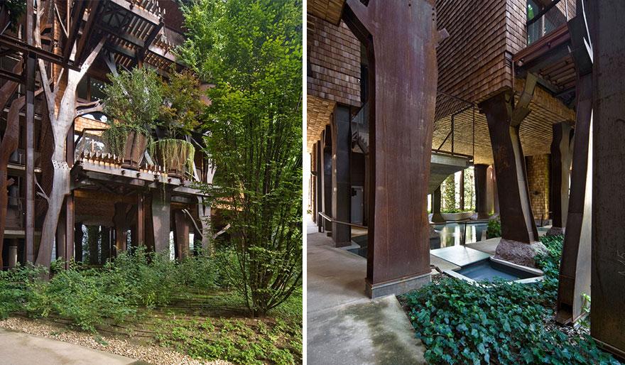 Arquitectura verde un ejemplo del edificio m s verde for Articulos de arquitectura 2015