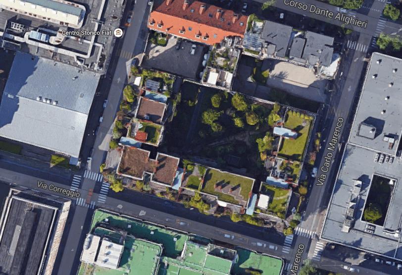 edificios mas verdes