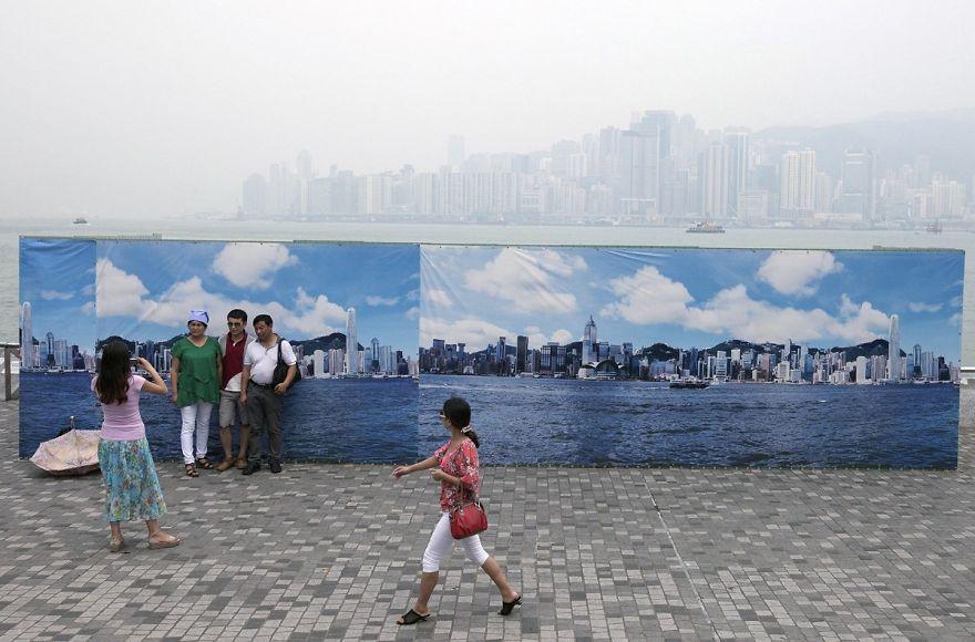 imagenes del medio ambiente contaminado