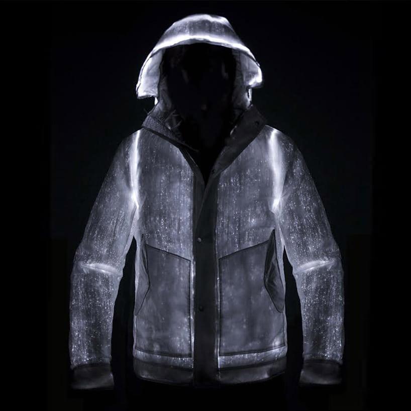 iluminacion led ropa