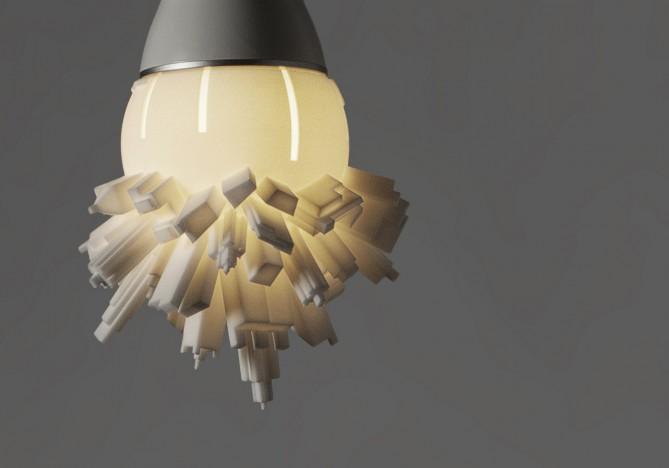 luz led y arquitectura