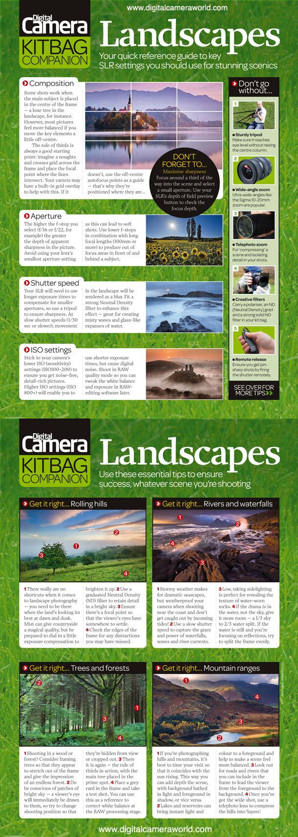 fotografiar paisajes