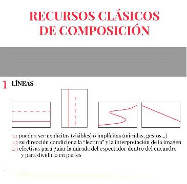 recursos clasicos composicion paisajes