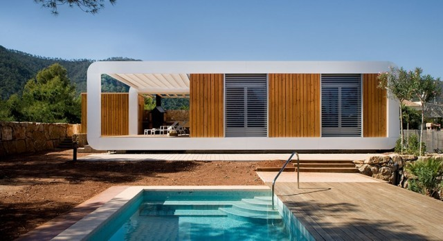 Casas prefabricadas y modulares - Casa prefabricada diseno ...