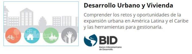 curso desarrollo urbano