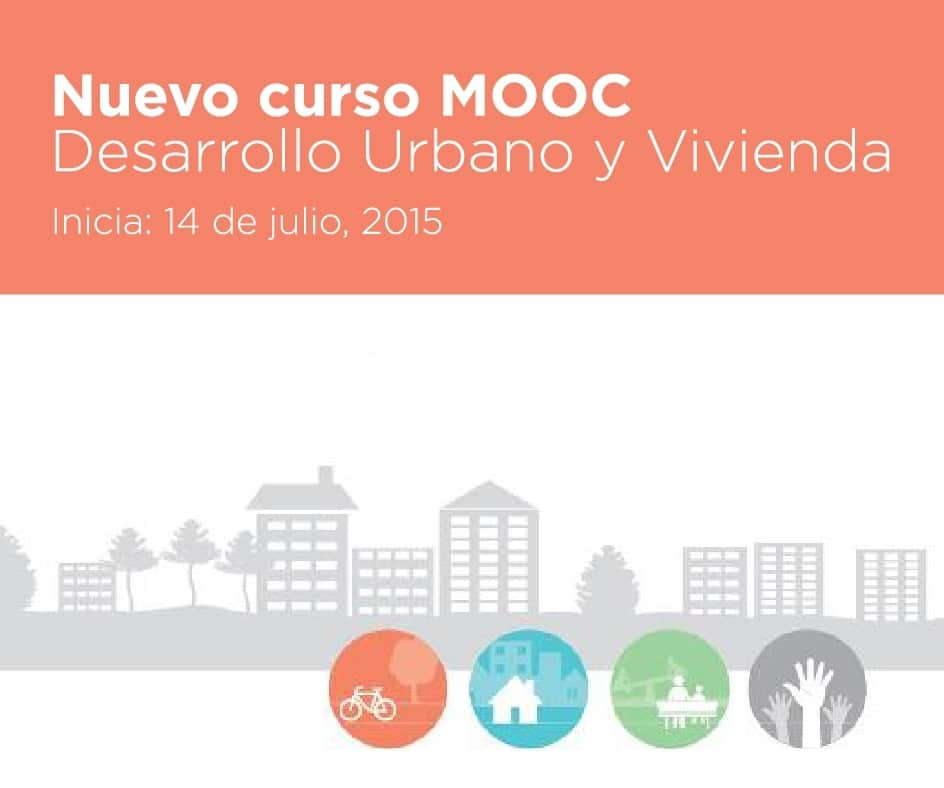curso mooc gratis desarrollo urbano