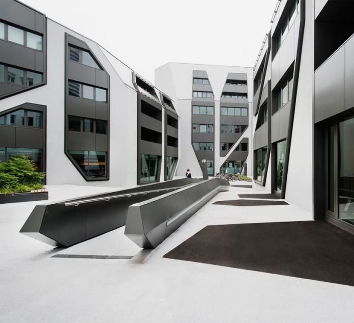 arquitectura de contrastes