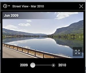 imagenes historicas googlemaps