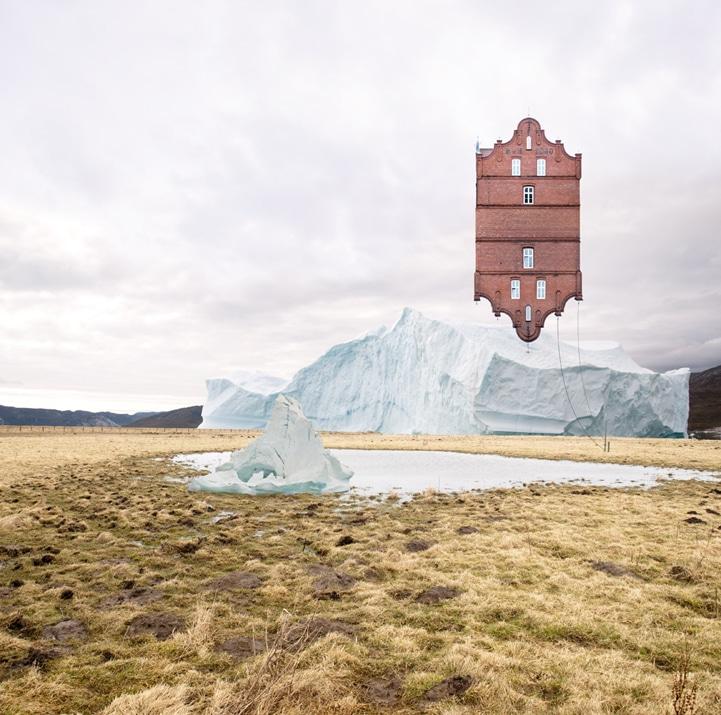 arquitectura surrealista matthias-jung