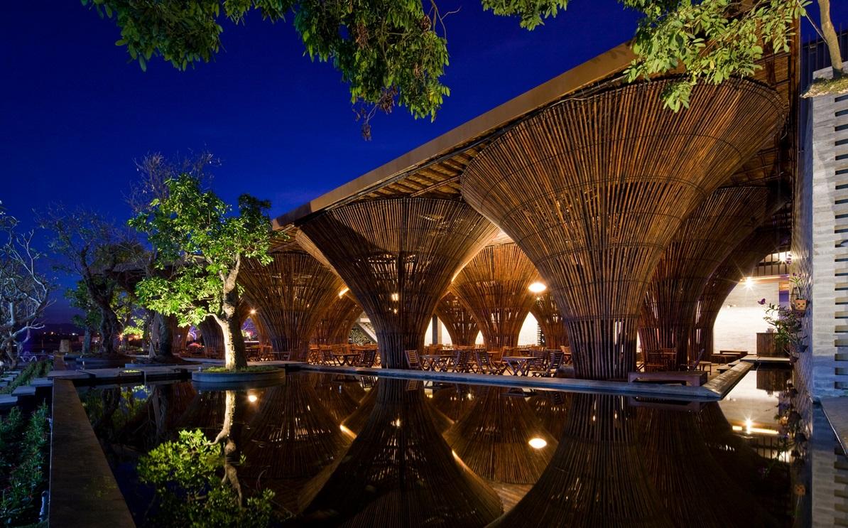 interiorismo bambu