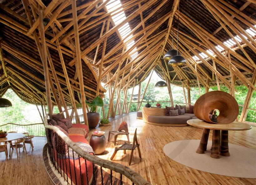 proyecto con bambu