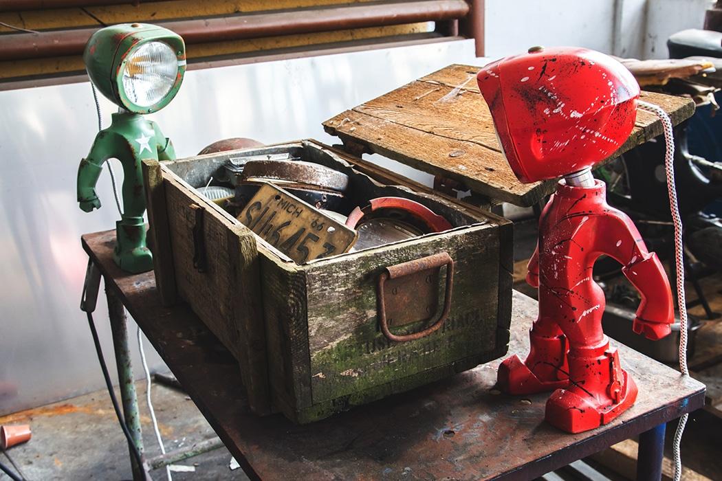 creatividad diseno y reciclaje