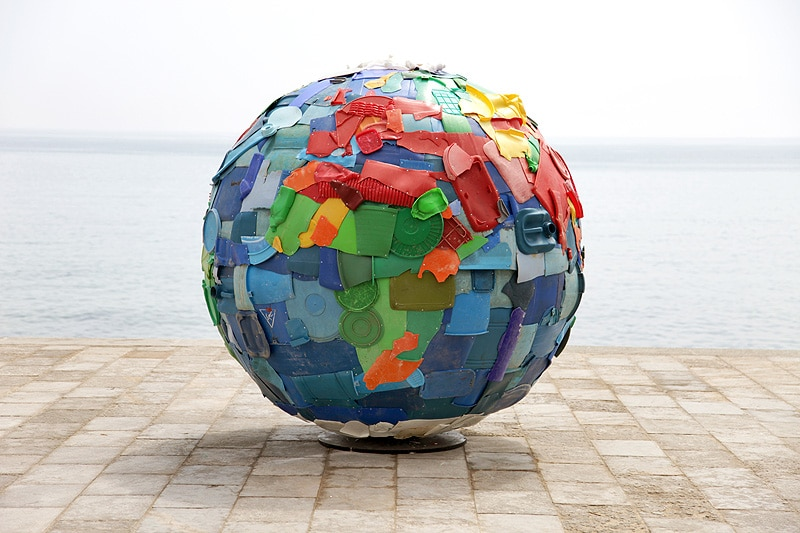 reciclaje creativo por nuno maya