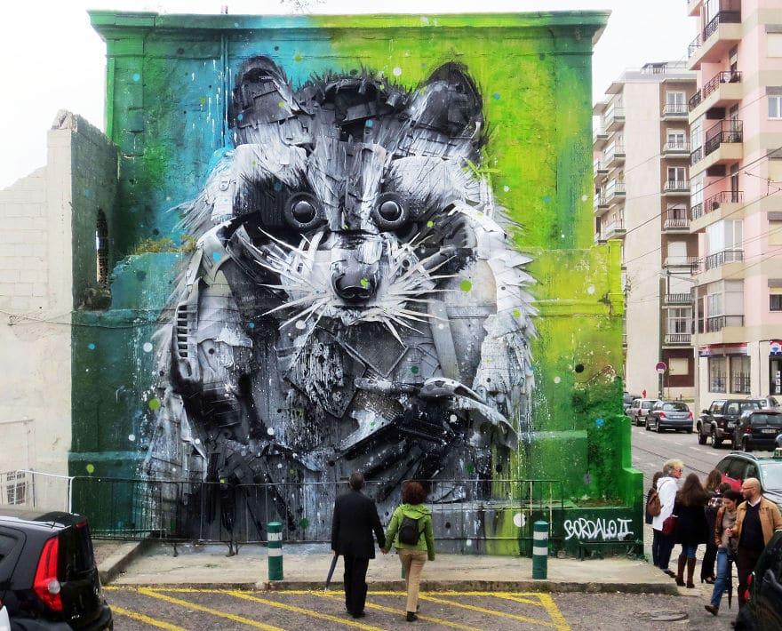 reciclaje de espacios urbanos