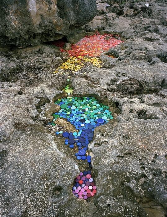 reciclaje y arte