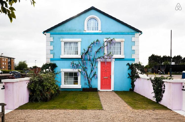 alquiler casa flotante