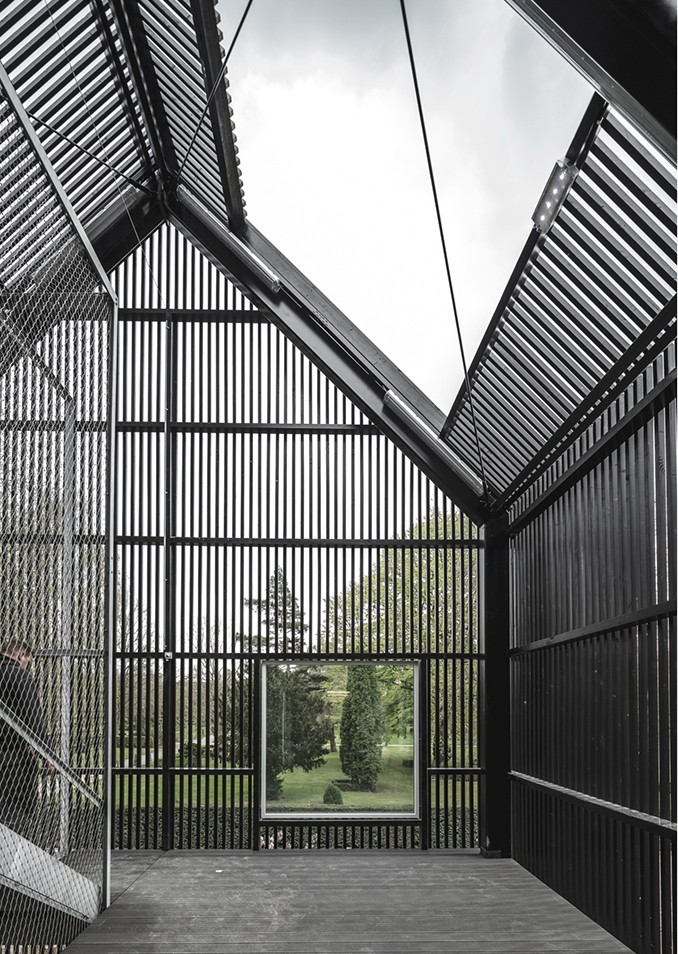 formas puras de la arquitectura