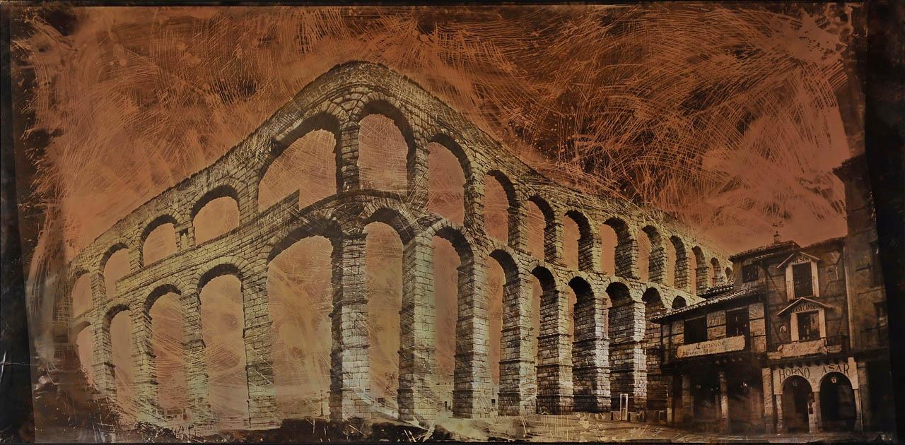 PINHOLE - STENOPE (Segovia) - By Ilanwolff