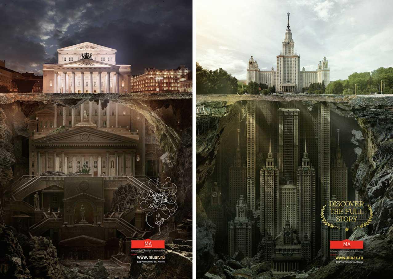 arquitectura oculta