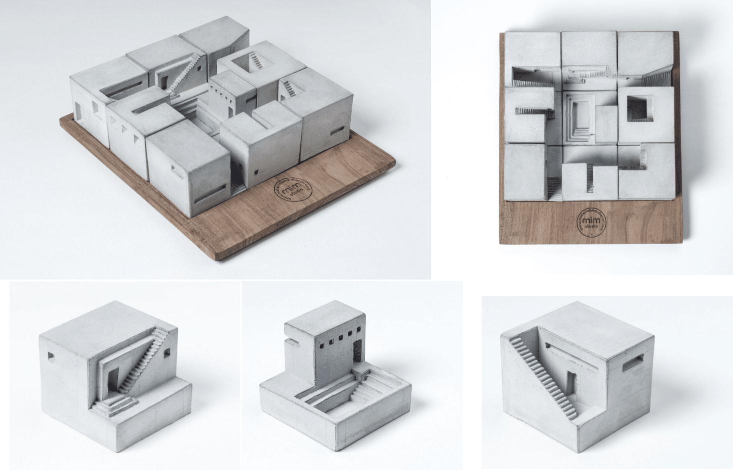 Prefabricados de hormig n algo m s que cemento y casas for Moldes para pavimentos de hormigon