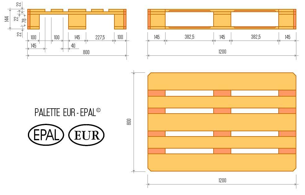 Muebles con palets reciclados algo m s que una idea ovacen for Muebles con palets planos