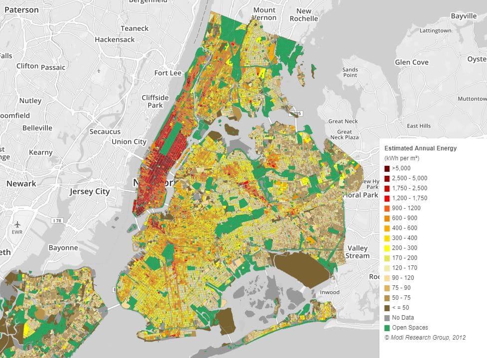 planificación de nueva york