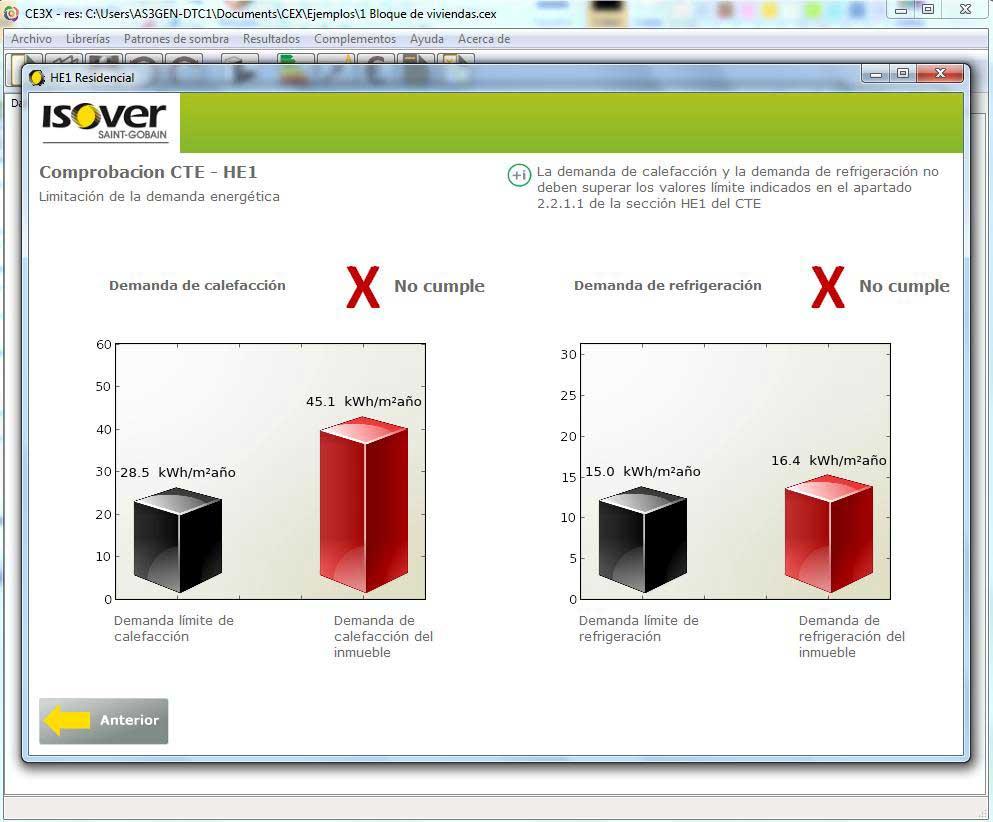 ejemplo practico comprobacion DB-HE