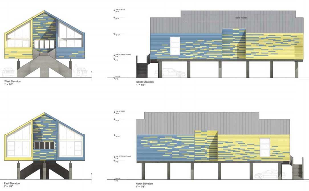 28 planos de casas ecol gicas para dise ar viviendas ovacen for Planos para viviendas