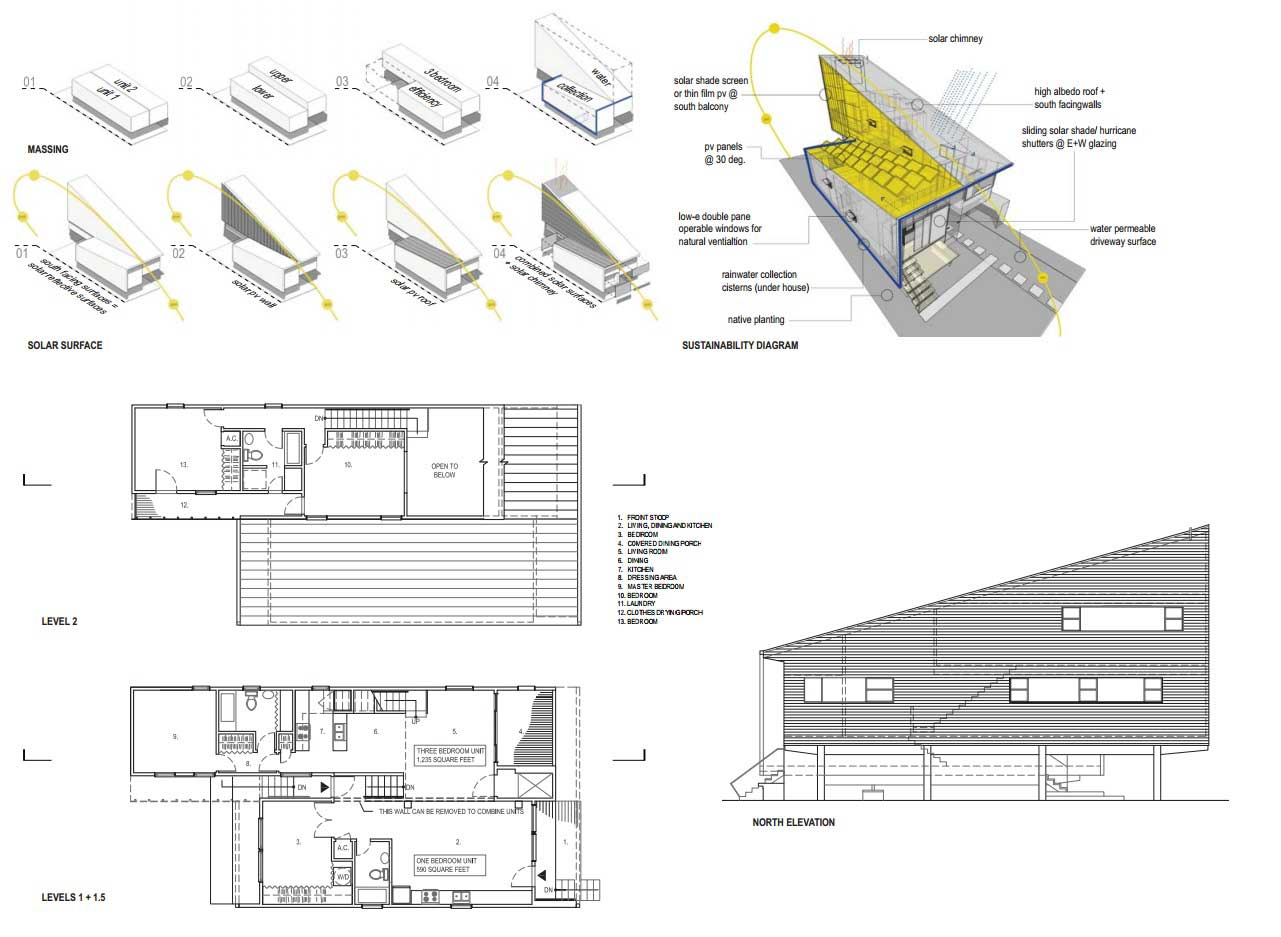 28 planos de casas ecol gicas para dise ar viviendas for Planos para viviendas