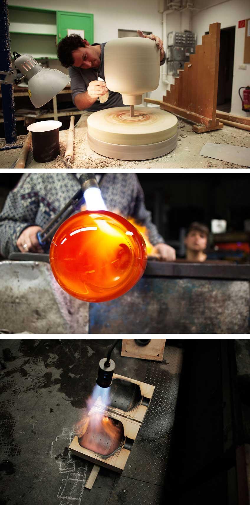 como crear una lampara