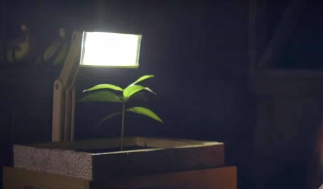 iluminacion autosuficiente