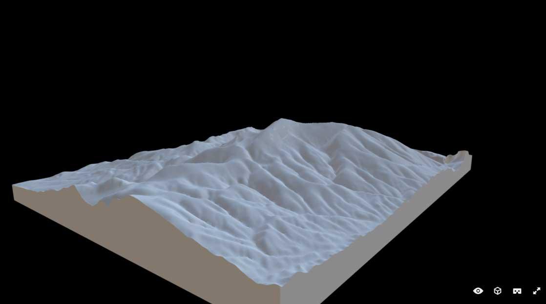 topografia terreno