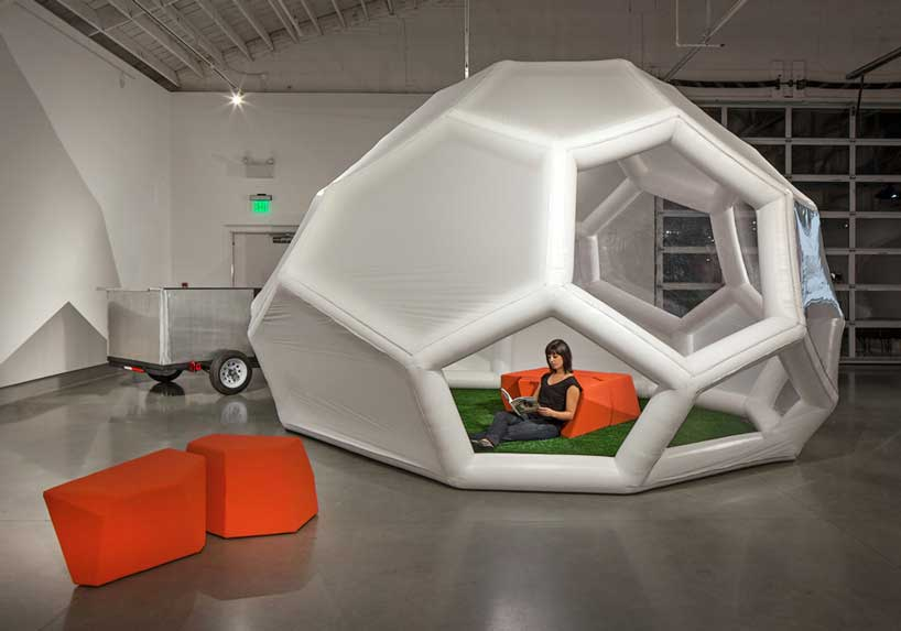 arquitectura inflable