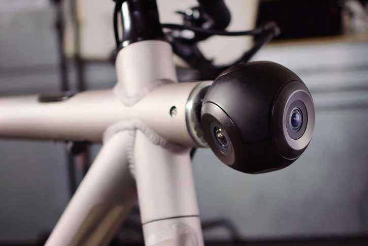bicicleta inteligente del futuro