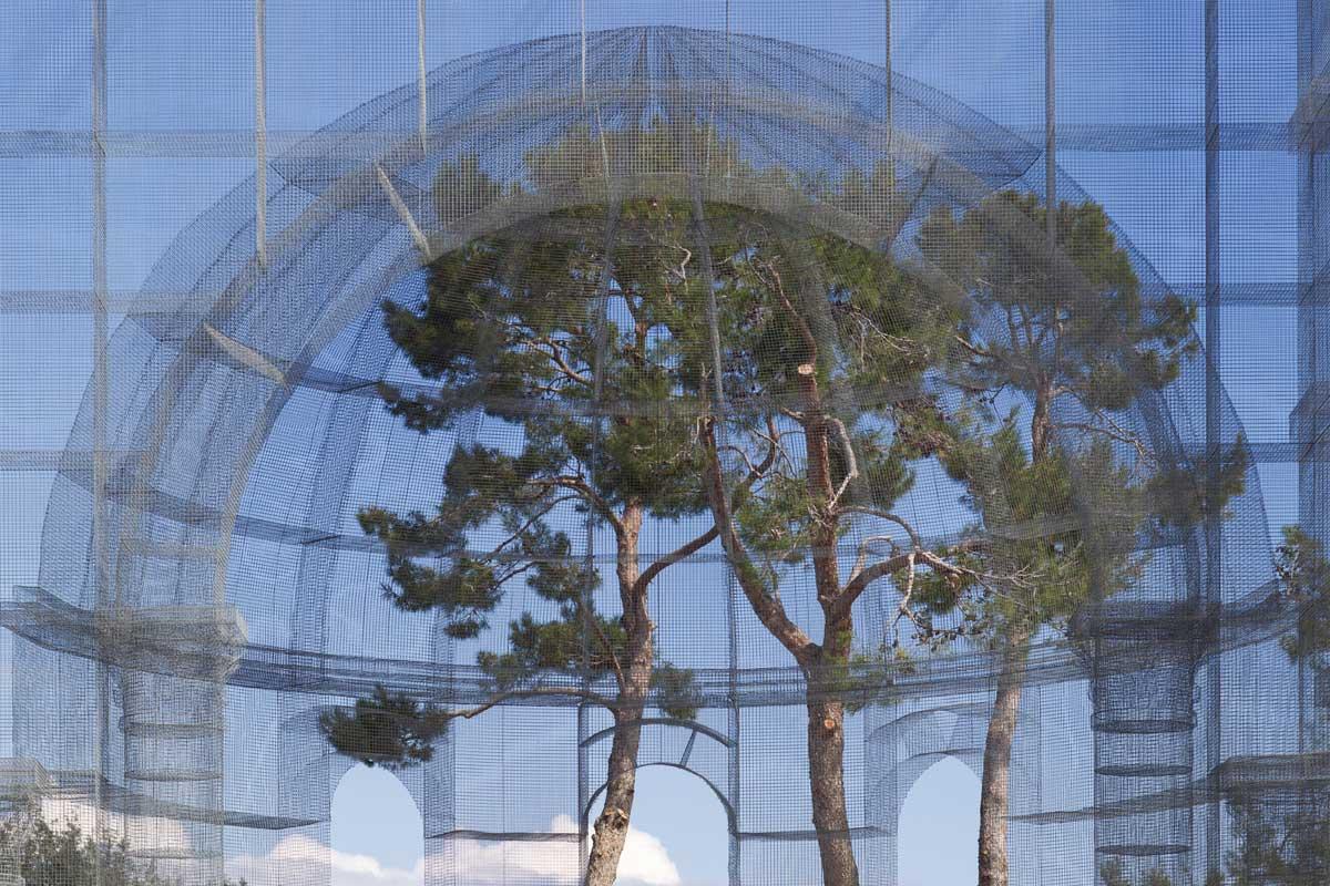 arquitectura cupula