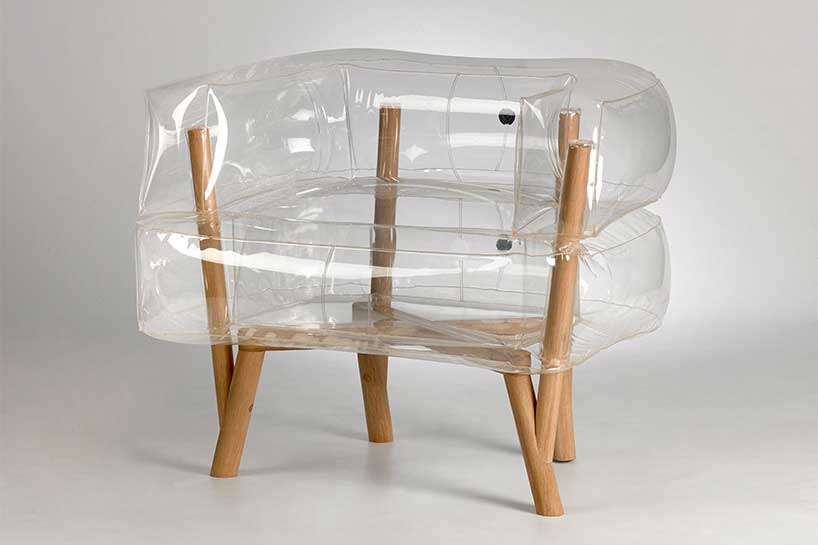 muebles inflables