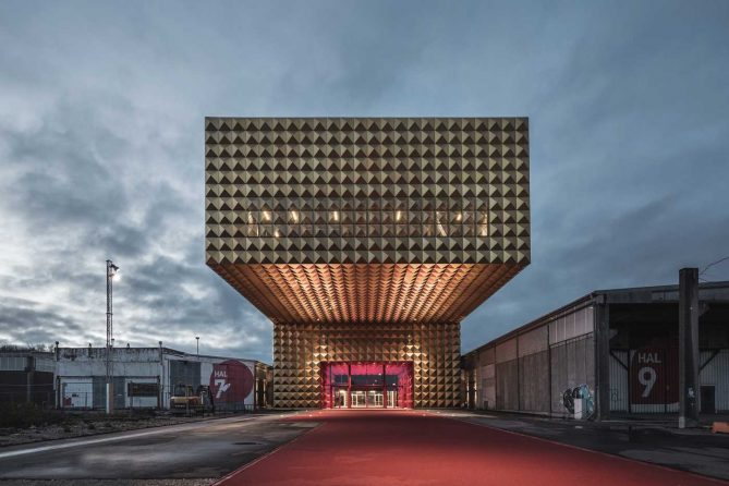 arquitectura musical edificios