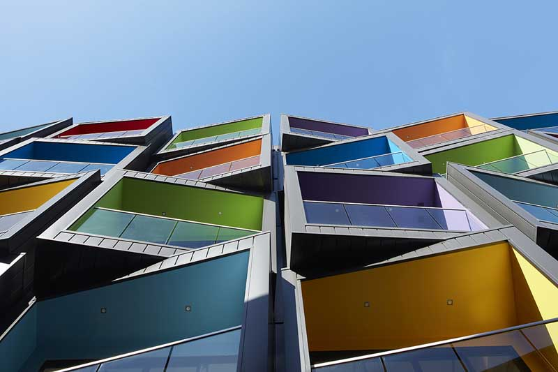 color fachada
