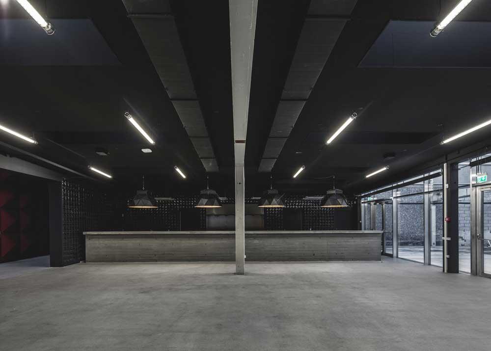 interiorismo edificios de musica