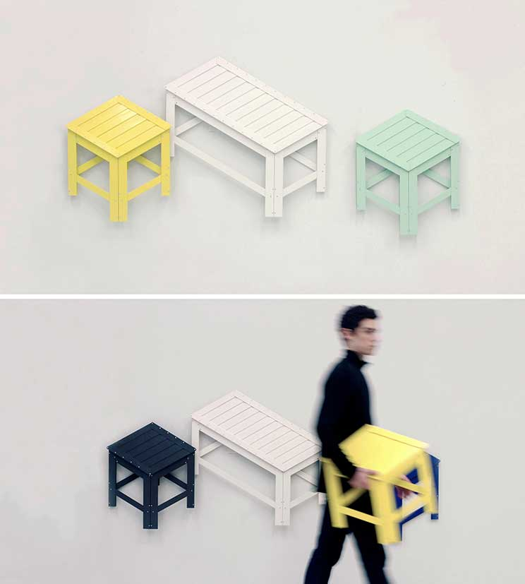 silla de siseño