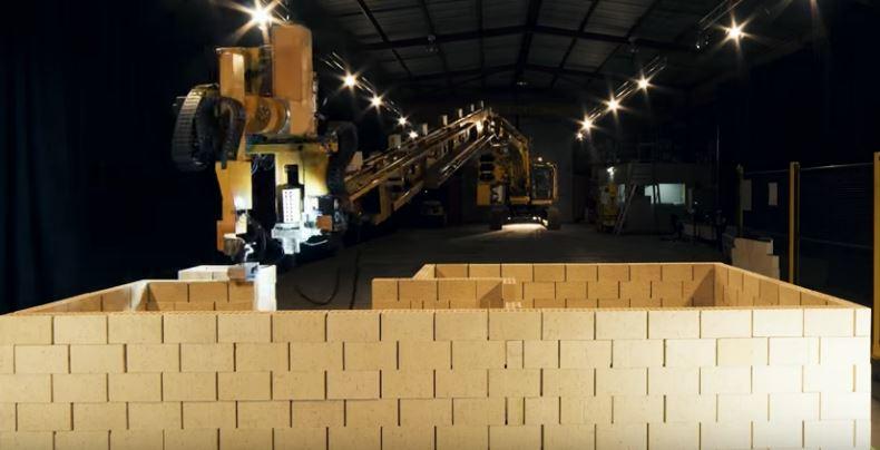 como colocar ladrillos
