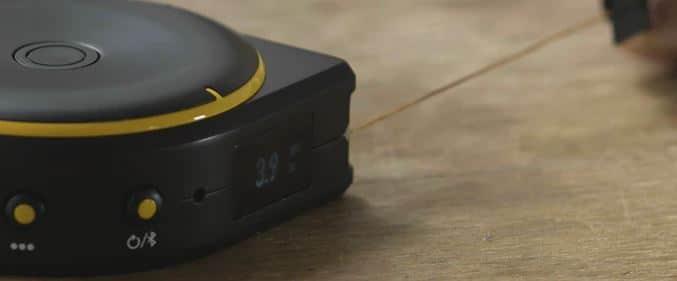 medidor laser