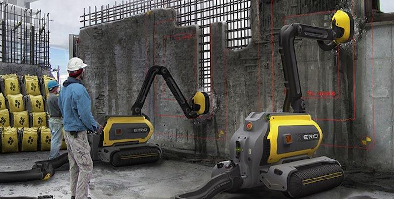robot para obra