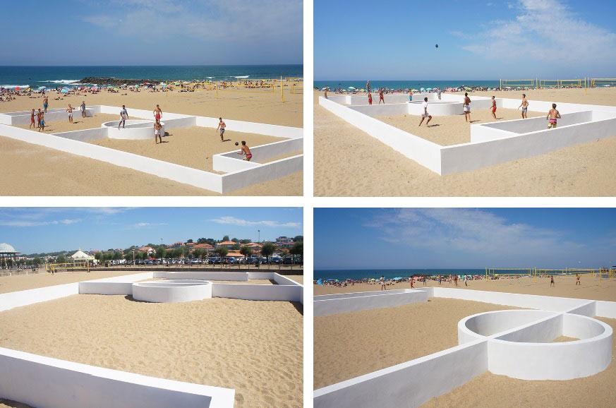 arte playa
