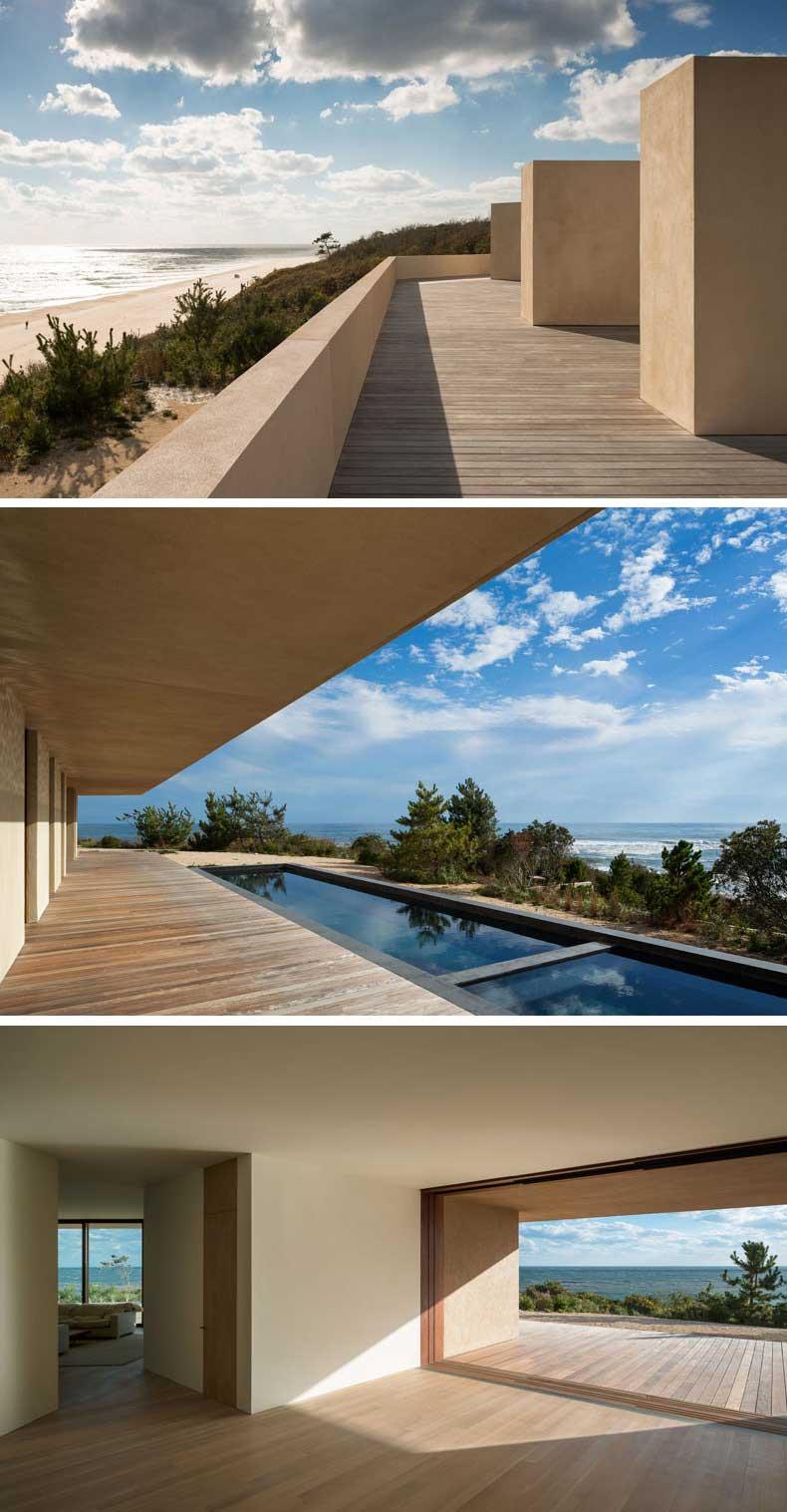 9 casas minimalistas con arquitectura y dise o de locos for Arquitectura minimalista casas