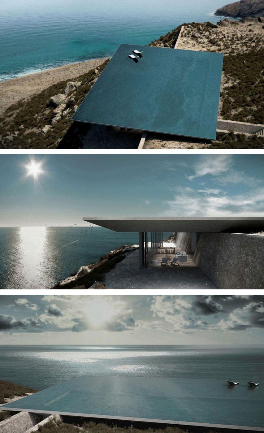 ejemplo vivienda minimalista